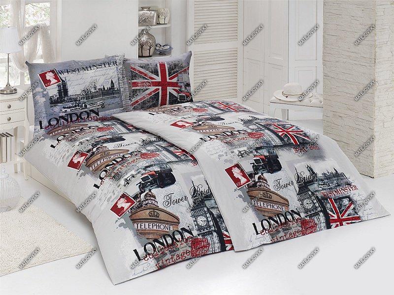 b78922c58825b Flanelové obliečky - LONDON CITY RUZASHOP.sk = VÝHODNÝ NÁKUP
